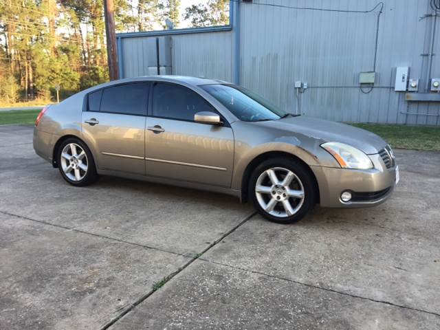Superior 2005 Nissan Maxima For Sale At Humble Like New Auto In Humble TX