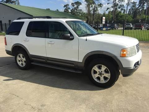 2005 Ford Explorer for sale in Humble, TX