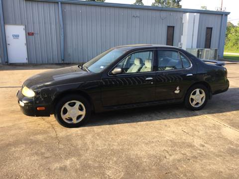 1997 Nissan Altima for sale in Humble, TX