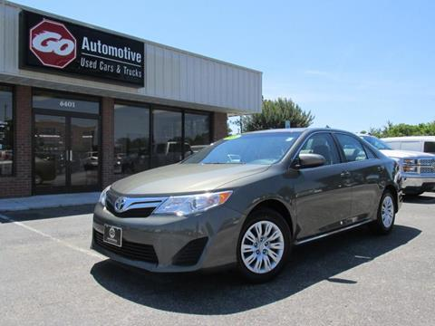 2014 Toyota Camry for sale in Wilmington, NC