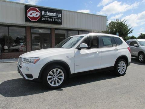 2016 BMW X3 for sale in Wilmington, NC