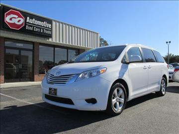 2015 Toyota Sienna for sale in Wilmington, NC