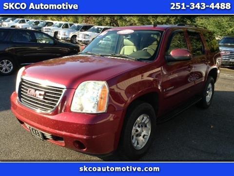 2007 GMC Yukon for sale in Mobile, AL
