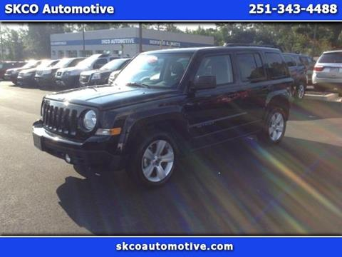 2017 Jeep Patriot for sale in Mobile, AL
