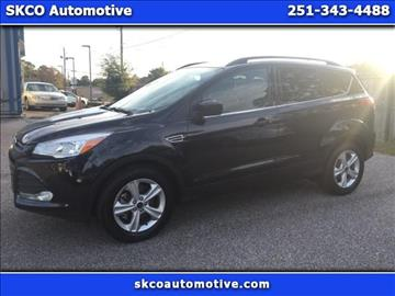 2014 Ford Escape for sale in Mobile, AL