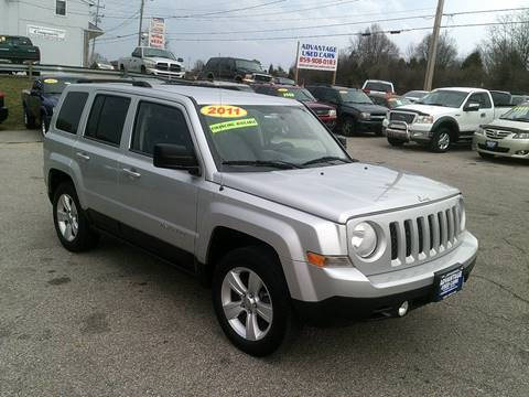 2011 Jeep Patriot for sale in Alexandria, KY