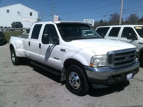 2002 Ford F350 Super Duty For Sale  Carsforsalecom