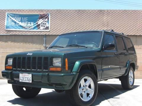 2001 Jeep Cherokee For Sale  Carsforsalecom