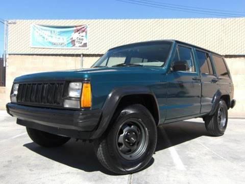 1995 Jeep Cherokee for sale in El Cajon, CA