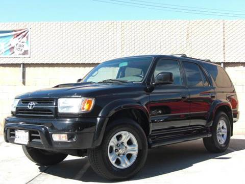 2001 Toyota 4Runner for sale in El Cajon, CA