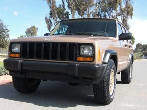 1999 Jeep Cherokee for sale in El Cajon, CA