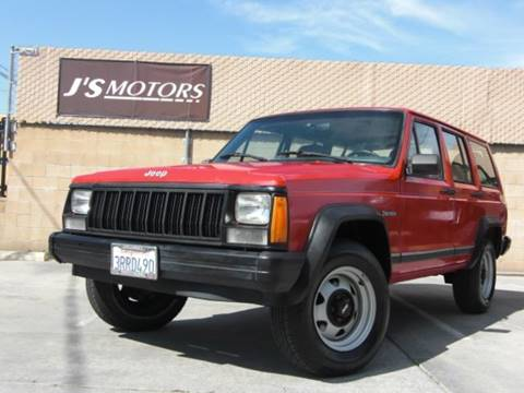 1996 Jeep Cherokee for sale in El Cajon, CA