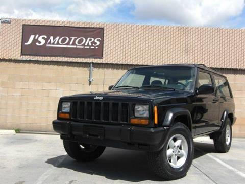 Used 1998 Jeep Cherokee For Sale In San Antonio Tx Carsforsale Com