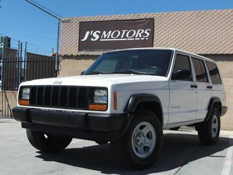 1998 Jeep Cherokee for sale in El Cajon, CA
