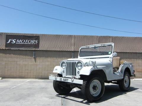 1953 willys jeep for sale in el cajon, ca