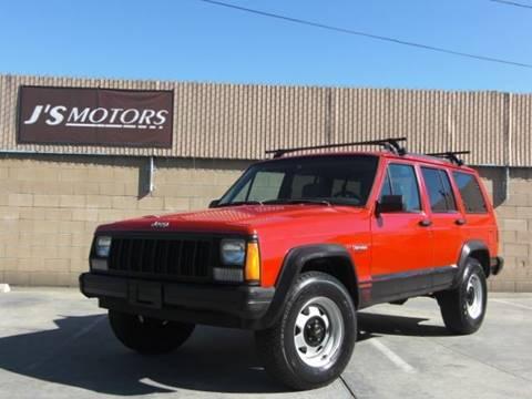 1996 Jeep Cherokee for sale in El Cajon, CA