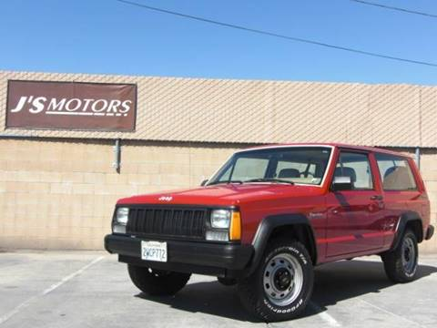 1991 Jeep Cherokee for sale in El Cajon, CA