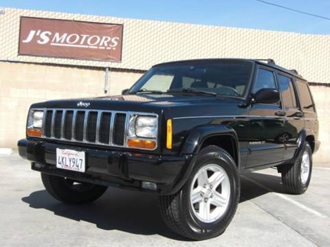 2000 Jeep Cherokee for sale in El Cajon, CA