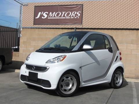 2015 Smart fortwo electric drive for sale in El Cajon, CA