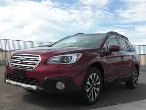 2016 Subaru Outback 2.5i Limited for sale at J'S MOTORS in El Cajon CA