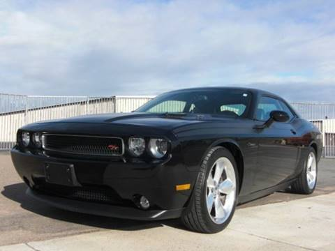 2013 Dodge Challenger R/T Classic for sale at J'S MOTORS in El Cajon CA