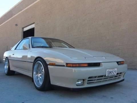 1992 Toyota Supra for sale in El Cajon, CA