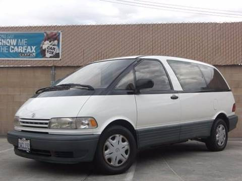 1997 Toyota Previa for sale in El Cajon, CA