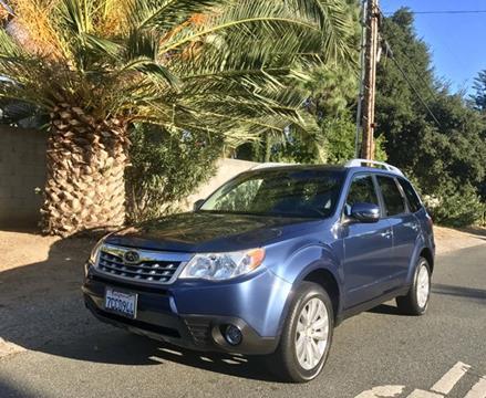 2011 Subaru Forester for sale in San Fernando, CA