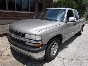 2002 Chevrolet Silverado 1500 for sale in Houston, TX