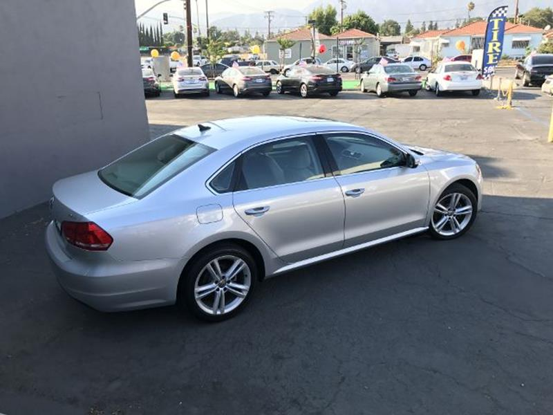 2015 Volkswagen Passat for sale at AUTOGROVE in Rancho Cucamonga CA