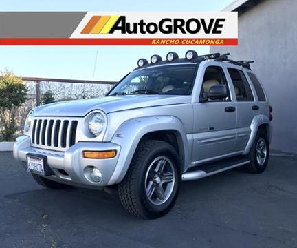 2003 Jeep Liberty for sale in Rancho Cucamonga, CA