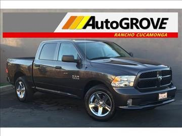 2016 RAM Ram Pickup 1500 for sale at AUTOGROVE in Rancho Cucamonga CA