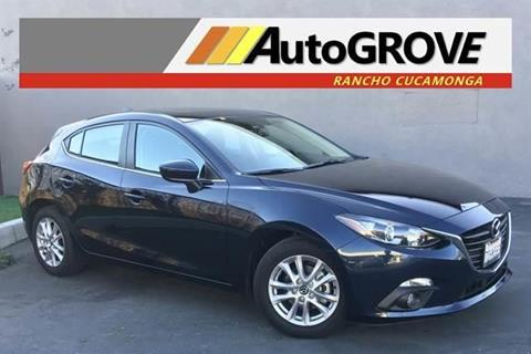 2016 Mazda MAZDA3 for sale at AUTOGROVE in Rancho Cucamonga CA