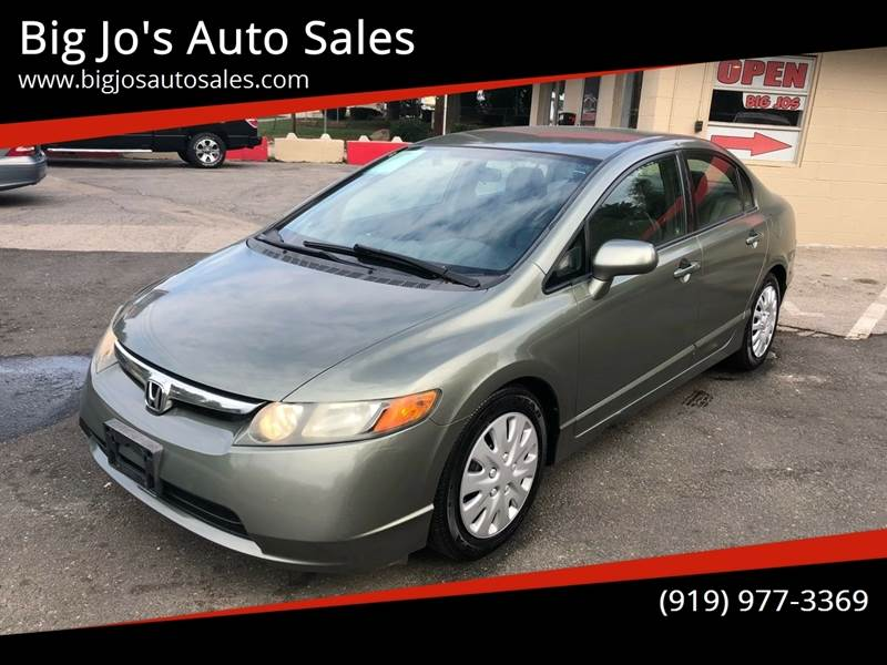 2007 Honda Civic For Sale In Raleigh, NC