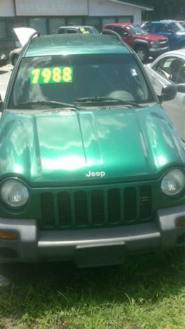 2003 Jeep Liberty for sale in Goose Creek, SC