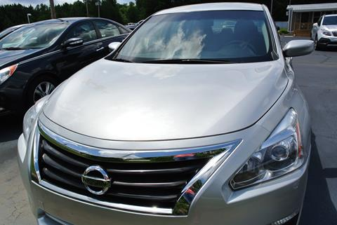2014 Nissan Sentra for sale in Abbeville, SC