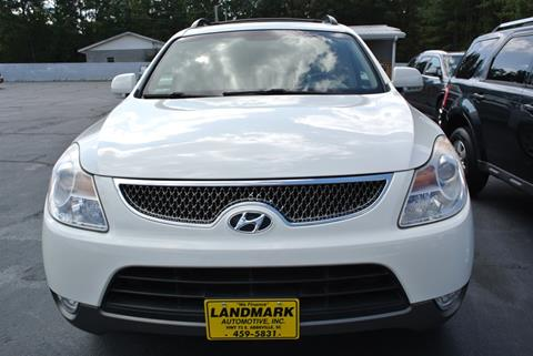 2008 Hyundai Veracruz for sale in Abbeville, SC