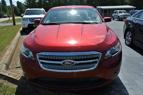 2010 Ford Taurus for sale in Abbeville, SC