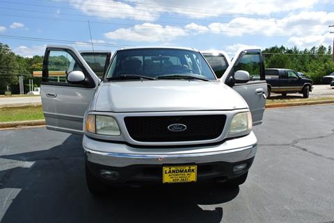 2003 Ford F-150 for sale in Abbeville, SC