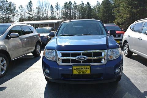 2008 Ford Escape for sale in Abbeville, SC