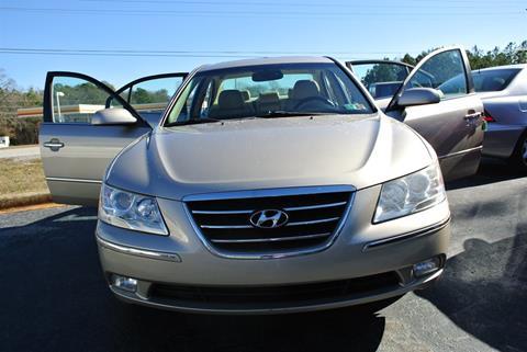 2009 Hyundai Sonata for sale in Abbeville, SC