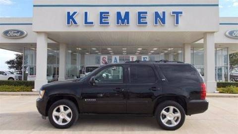 2008 Chevrolet Tahoe for sale in Muenster, TX