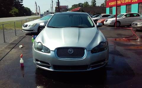 2010 Jaguar XF for sale in Macon, GA
