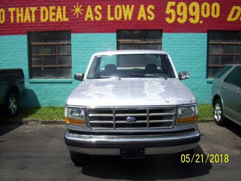 Ford F  For Sale In Macon Ga