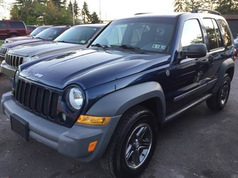 2005 Jeep Liberty for sale at GMG AUTO SALES in Scranton PA