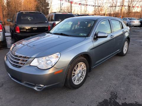 2009 Chrysler Sebring for sale at GMG AUTO SALES in Scranton PA