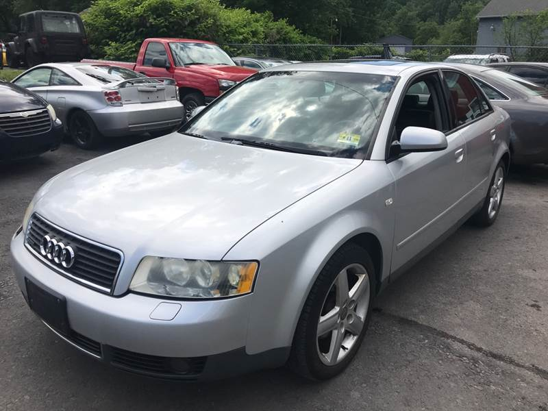 2003 Audi A4 for sale at GMG AUTO SALES in Scranton PA
