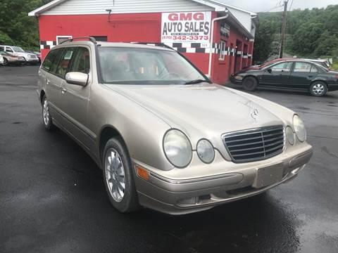2001 Mercedes-Benz E-Class for sale at GMG AUTO SALES in Scranton PA