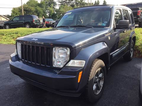 2008 Jeep Liberty for sale at GMG AUTO SALES in Scranton PA