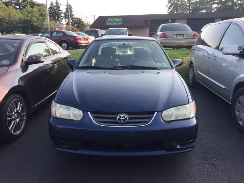 2002 Toyota Corolla For Sale At GMG AUTO SALES In Scranton PA